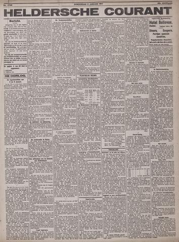 Heldersche Courant 1917-01-11
