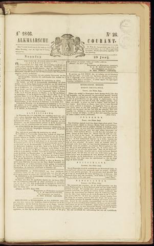 Alkmaarsche Courant 1846-06-29