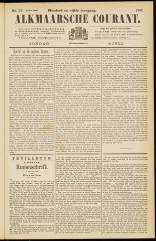 Alkmaarsche Courant 1903-07-05