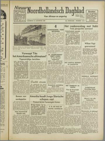 Nieuw Noordhollandsch Dagblad : voor Alkmaar en omgeving 1946-08-24