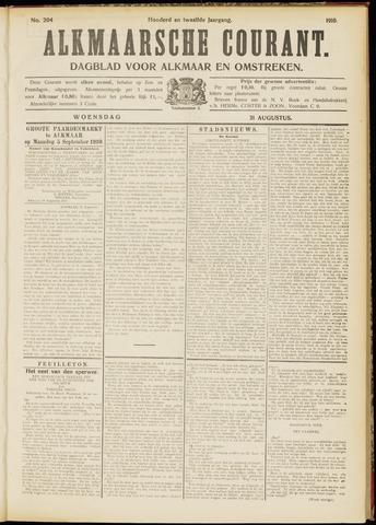Alkmaarsche Courant 1910-08-31