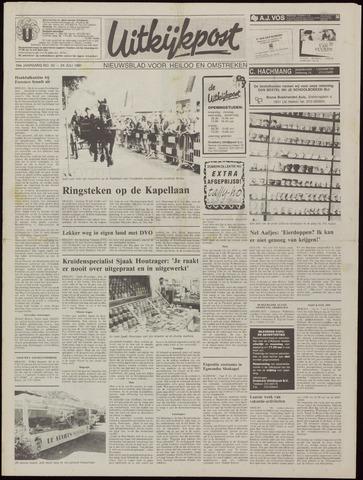 Uitkijkpost : nieuwsblad voor Heiloo e.o. 1991-07-24