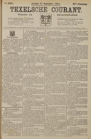 Texelsche Courant 1911-09-17