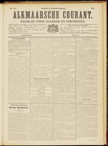 Alkmaarsche Courant 1911-06-13