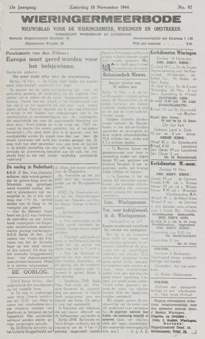 Wieringermeerbode 1944-11-18
