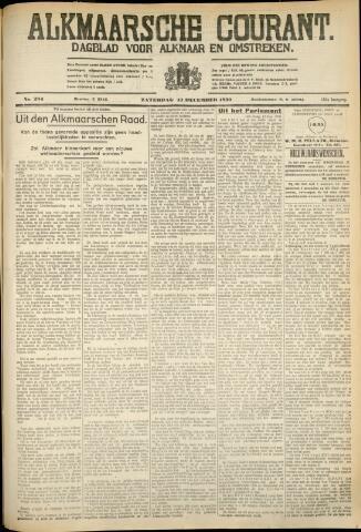 Alkmaarsche Courant 1930-12-13