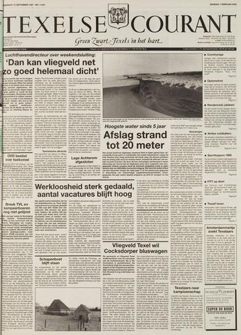Texelsche Courant 2000-02-01