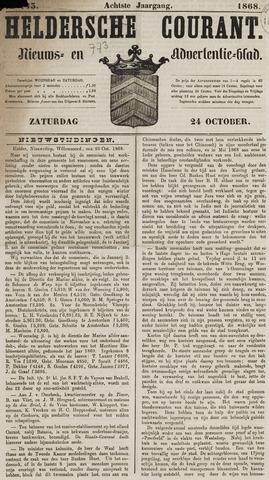 Heldersche Courant 1868-10-24