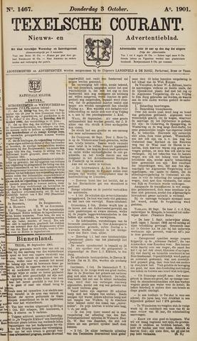 Texelsche Courant 1901-10-03
