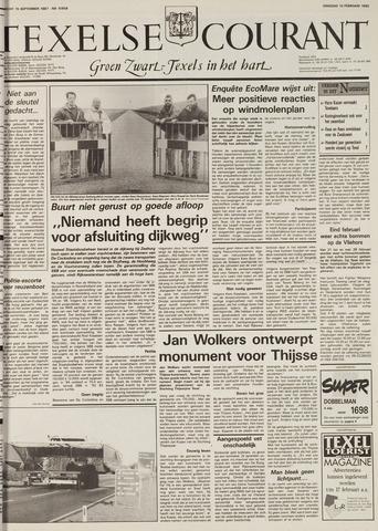 Texelsche Courant 1995-02-14