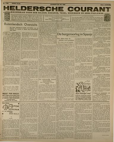 Heldersche Courant 1936-07-25