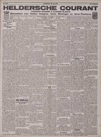 Heldersche Courant 1915-07-29