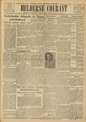 Heldersche Courant 1948-04-15