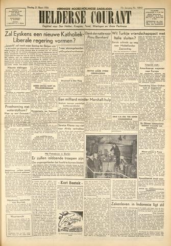 Heldersche Courant 1950-03-21
