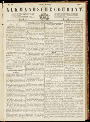 Alkmaarsche Courant 1878-07-21