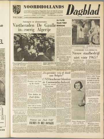 Noordhollands Dagblad : dagblad voor Alkmaar en omgeving 1960-12-10