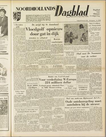 Noordhollands Dagblad : dagblad voor Alkmaar en omgeving 1953-02-20