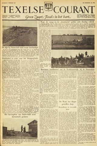Texelsche Courant 1953-02-07
