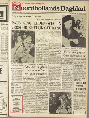 Noordhollands Dagblad : dagblad voor Alkmaar en omgeving 1964-01-06
