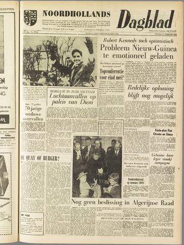 Noordhollands Dagblad : dagblad voor Alkmaar en omgeving 1962-02-27