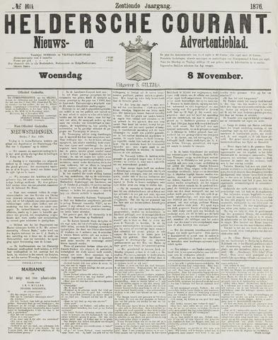 Heldersche Courant 1876-11-08