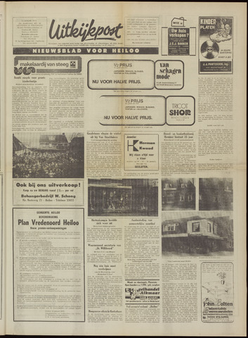 Uitkijkpost : nieuwsblad voor Heiloo e.o. 1975-01-15