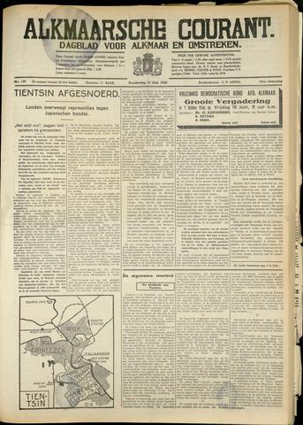 Alkmaarsche Courant 1939-06-15