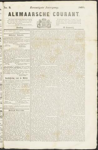 Alkmaarsche Courant 1868-01-19