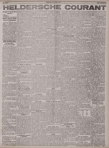 Heldersche Courant 1917-04-24