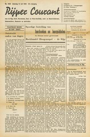 Rijper Courant 1946-07-13