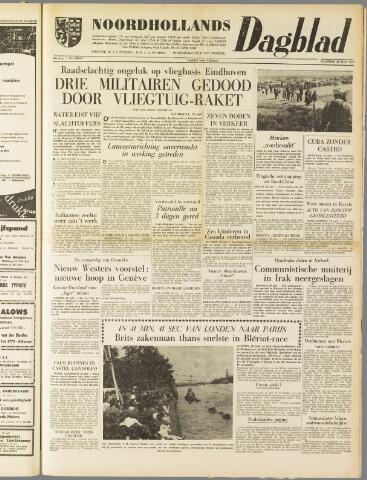 Noordhollands Dagblad : dagblad voor Alkmaar en omgeving 1959-07-20