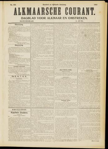Alkmaarsche Courant 1913-06-05