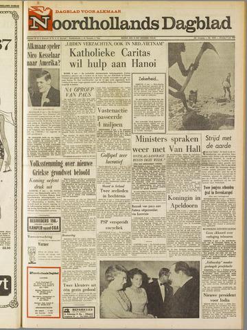 Noordhollands Dagblad : dagblad voor Alkmaar en omgeving 1967-05-09