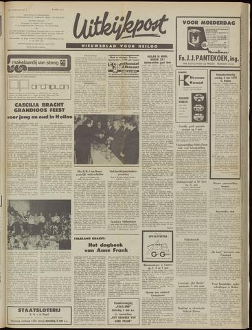 Uitkijkpost : nieuwsblad voor Heiloo e.o. 1975-04-30
