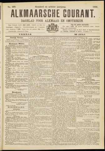 Alkmaarsche Courant 1906-07-20