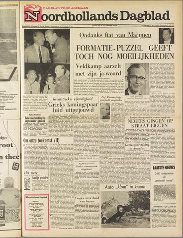 Noordhollands Dagblad : dagblad voor Alkmaar en omgeving 1963-07-11