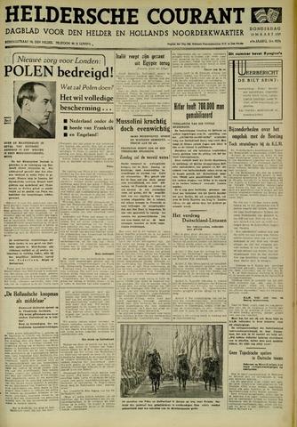 Heldersche Courant 1939-03-23