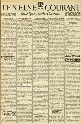 Texelsche Courant 1957-10-12