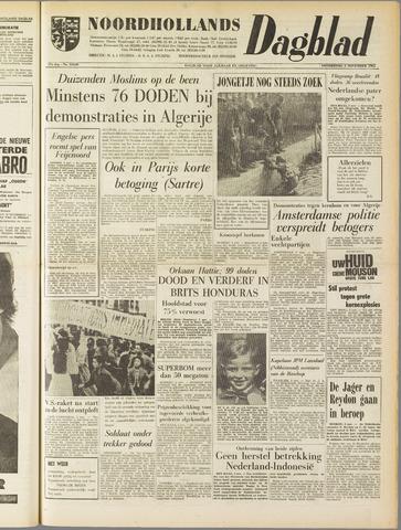 Noordhollands Dagblad : dagblad voor Alkmaar en omgeving 1961-11-02