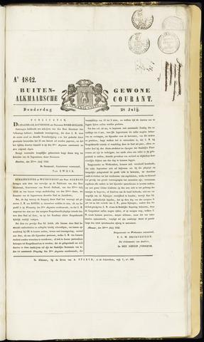 Alkmaarsche Courant 1842-07-28