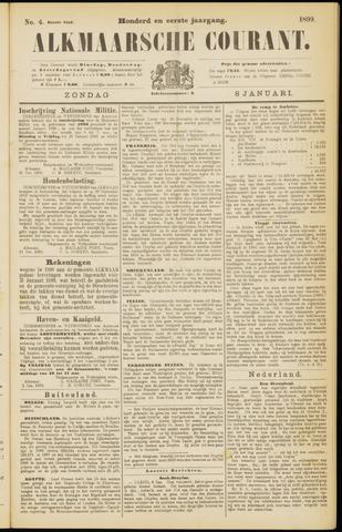 Alkmaarsche Courant 1899-01-08