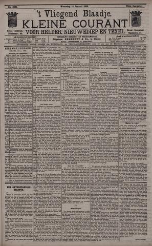 Vliegend blaadje : nieuws- en advertentiebode voor Den Helder 1896-01-15
