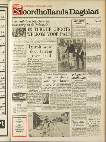 Noordhollands Dagblad : dagblad voor Alkmaar en omgeving 1967-07-25