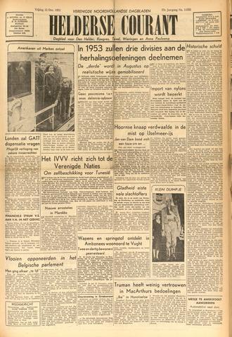 Heldersche Courant 1952-12-12