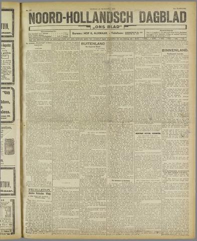 Ons Blad : katholiek nieuwsblad voor N-H 1921-08-12