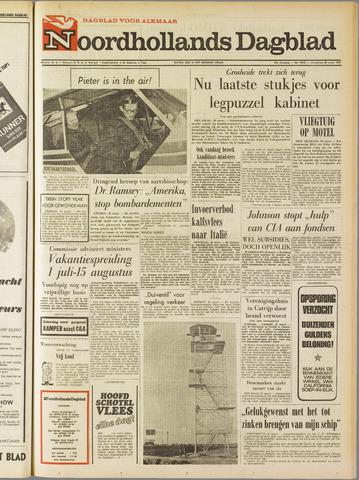 Noordhollands Dagblad : dagblad voor Alkmaar en omgeving 1967-03-30