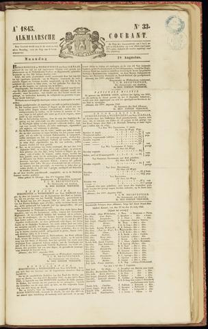 Alkmaarsche Courant 1845-08-18