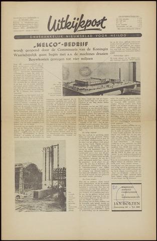 Uitkijkpost : nieuwsblad voor Heiloo e.o. 1957