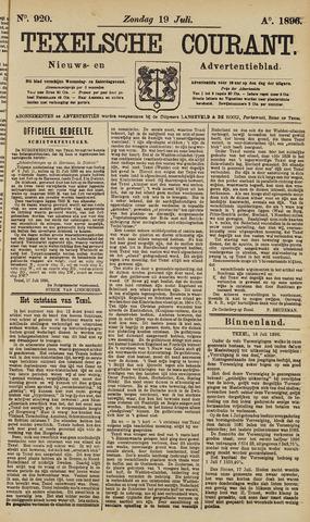 Texelsche Courant 1896-07-19