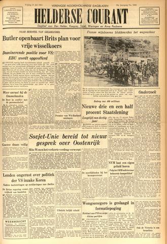 Heldersche Courant 1953-07-31